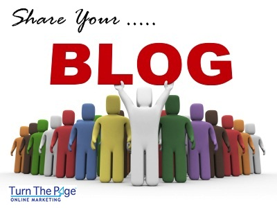 Share Your Blog !